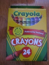 Crayons (new) in Fairfield, California