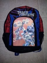 NEW Transformers: Revenge of the Fallen backpack in Camp Lejeune, North Carolina